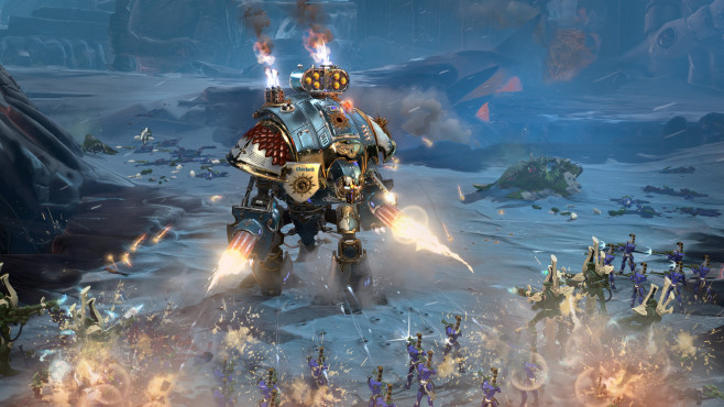 Warhammer 40.000 – Dawn of War 3: Screenshots © Sega