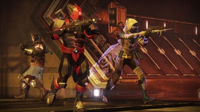 Destiny – Das Erwachen der eisernen Lords©Activision