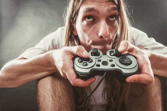 Gaming-Alltag©Voyagerix-Fotolia.com