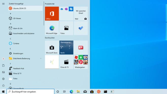 Windows 10: Linux Bash aktivieren und neue Programme nutzen©COMPUTER BILD