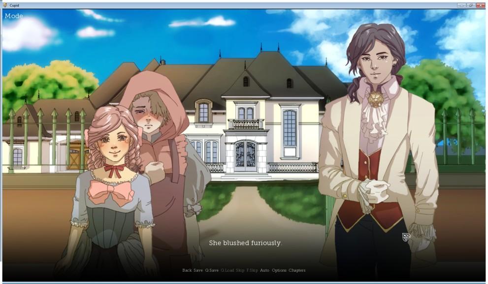 Screenshot 1 - Cupid VN