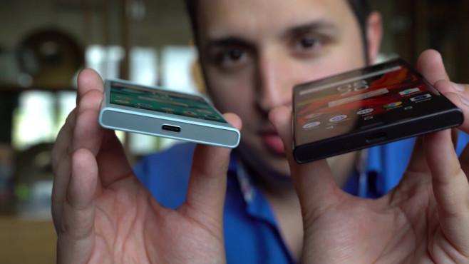 Sony Xperia X Compact©COMPUTER BILD