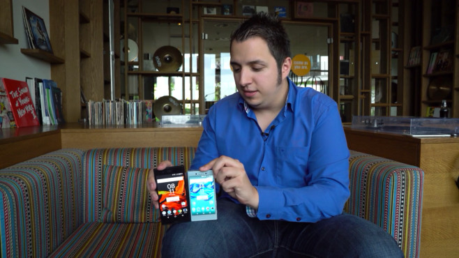 Sony Xperia Z5 Compact©Sony