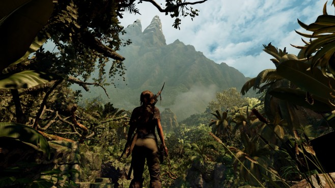 Shadow of the Tomb Raider©Square Enix