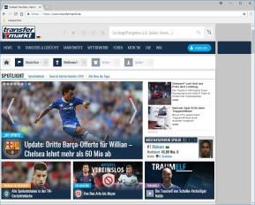 Transfermarkt: Fußball-Transfers, Gerüchte & Marktwerte der Spieler