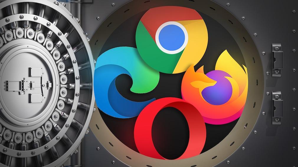 Der sicherste Browser: Test von Firefox & Co. – und Spezial-Browser zum Download Die Frage nach dem sichersten Browser ist nicht eindeutig zu beantworten, es gibt aber Gründe, die für und gegen bestimmte Programme sprechen. Eine kleine Analyse.©iStock.com/vasilypetkov,Firefox, Chrome, Opera, Internet Explorer
