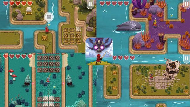 Die Legende des Skyfish ©Crescent Moon Games