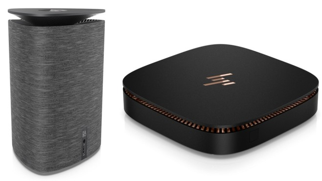 HP Pavilion Wave und Elite Slice © HP
