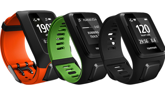 TomTom zeigt neue Sportuhren – und ein Fitnessband mit Körperfett-Sensor Alle IFA-Neuheiten von TomTom zum Thema Sport und Fitness auf einen Blick.©TomTom (Bearbeitung: COMPUTER BILD)