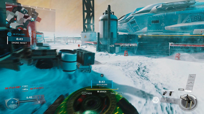CoD – Infinite Warfare Multiplayer © Activision