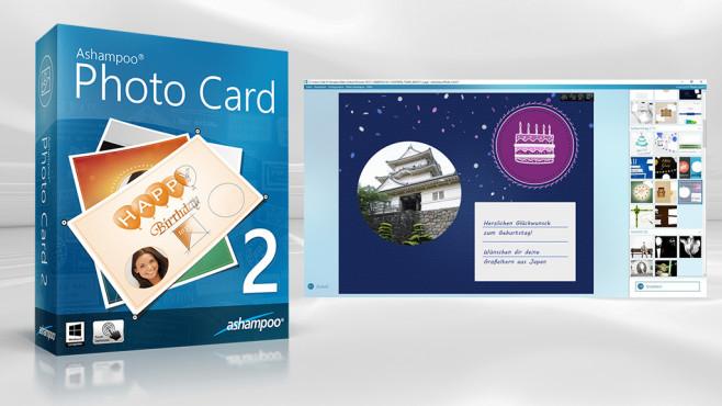 Freundschaft: Ashampoo Photo Card 2 und GutscheinMaker als Vollversionen ©COMPUTER BILD