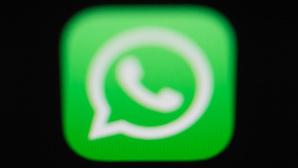 WhatsApp-Logo©dpa-Bildfunk