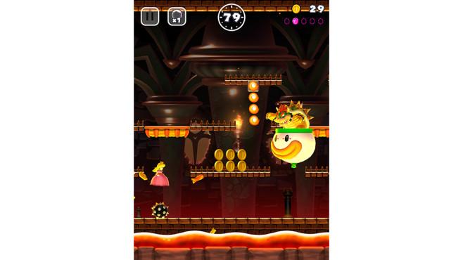 Super Mario Run App©Nintendo