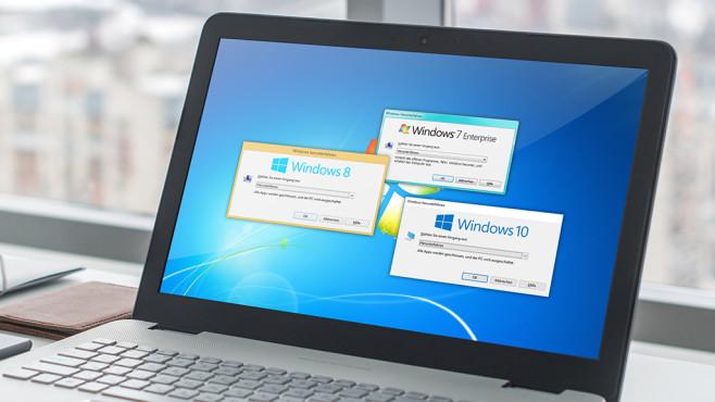 Welches Windows habe ich? Installierte Version herausfinden Installiert ist also Windows 7. Geht es genauer? Sicher: So erfahren Sie, ob Home Premium oder Ultimate, ob 32 oder 64 Bit, und dass es sich um Version 6.1 (Vista 2.0) handelt.©Windows, undrey – Fotolia.com