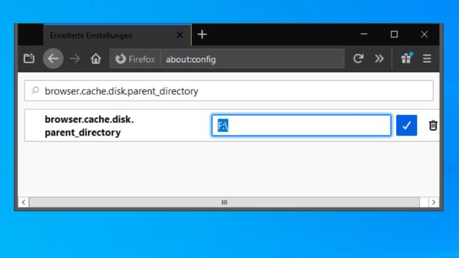 Auslagerungsdatei und Caches in RAM-Disk umleiten ©COMPUTER BILD