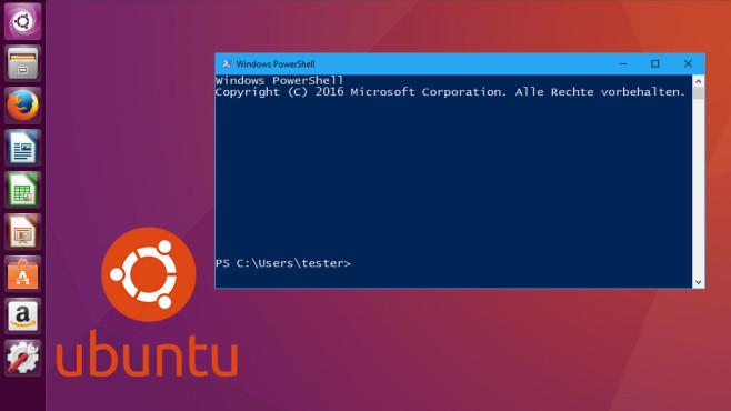 Windows PowerShell: Unter Linux installieren und nutzen Die Kommandozeile 2.0 aus dem Windows-Universum, nun für Linux und andere weniger verbreitete OS. Das Einrichten erfordert keine fünf Minuten Zeit.©Canonical, Microsoft, COMPUTER BILD