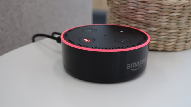 Amazon Echo Dot © COMPUTER BILD