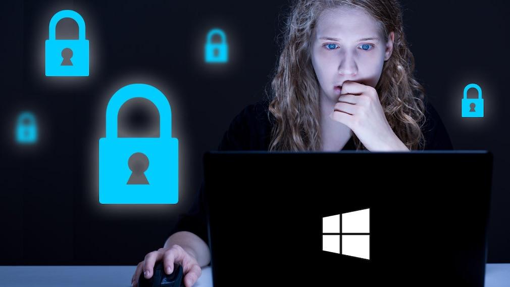 Windows mit Bordmitteln absichern: Die 26 besten Tipps – ohne extra Software Online sein, sicher sein: So machen Sie Onlineganoven das Leben schwerer.©Photographee.eu-Fotolia.com