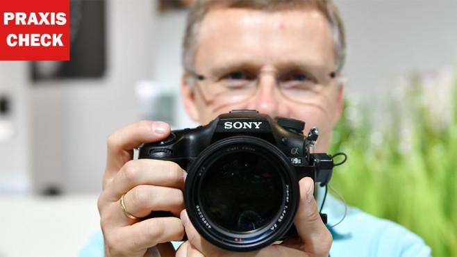 Sony Alpha 99 II©COMPUTER BILD