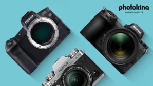 Photokina 2018©Canon, Fujifilm, Nikon, Koelnmesse