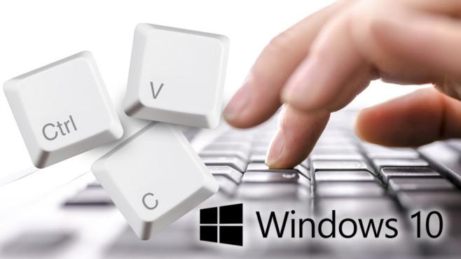 Tastenkombinationen ©peshkova –Fotolia.com, Microsoft