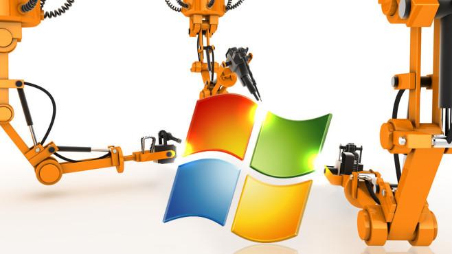 Windows automatisieren ©Microsoft, mickey hoo - Fotolia.com