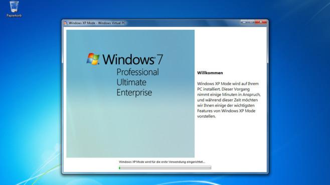 Kein XP-Modus für Windows ab 8 ©COMPUTER BILD
