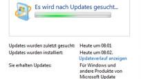 Updates schützen Windows 7 nicht ...©COMPUTER BILD