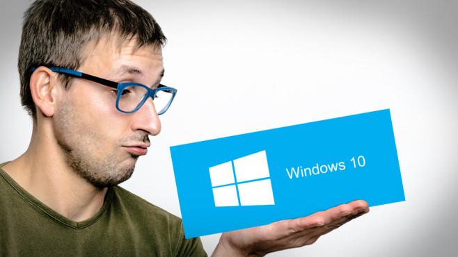 Upgrades verwerfen Systemeinstellungen ©DDRockstar - Fotolia.com, Microsoft