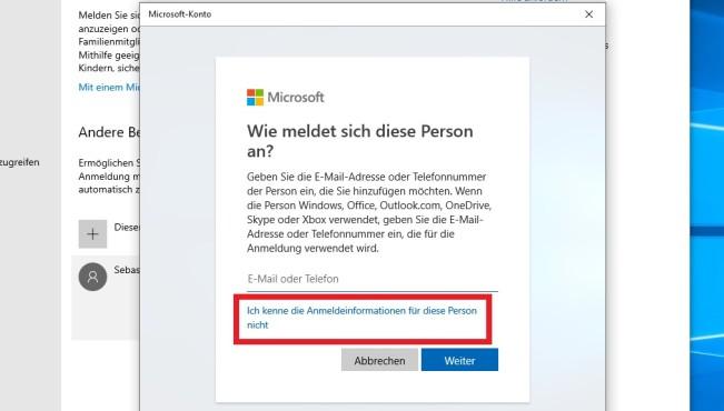 Windows 10 nötigt zum Lügen ©COMPUTER BILD