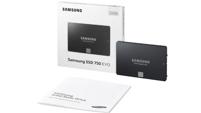SSD-Premierentester©Samsung