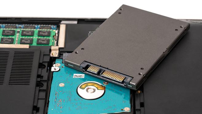 Windows auf SSD-Festplatte installieren ©lovegtr35- Fotolia.com