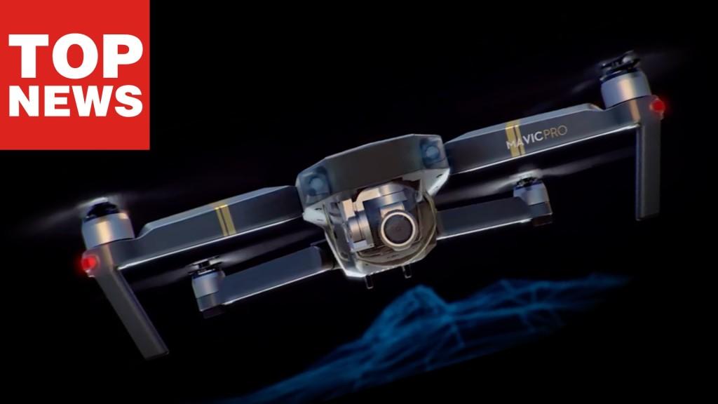 Mavic Pro – die neue Top-Drohne von DJI - AUDIO VIDEO FOTO
