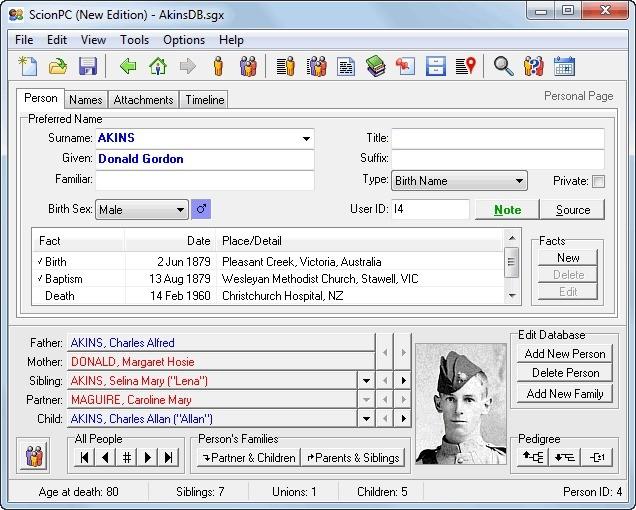 Screenshot 1 - ScionPC
