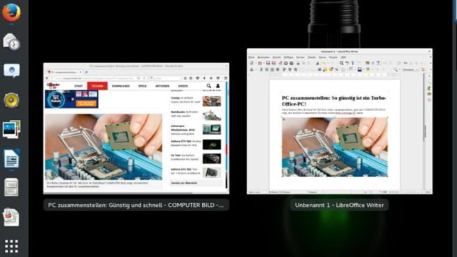 OpenSUSE ©COMPUTER BILD