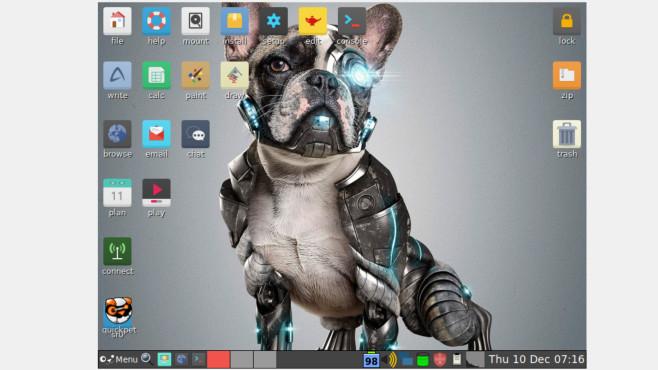 Puppy Linux ©COMPUTER BILD