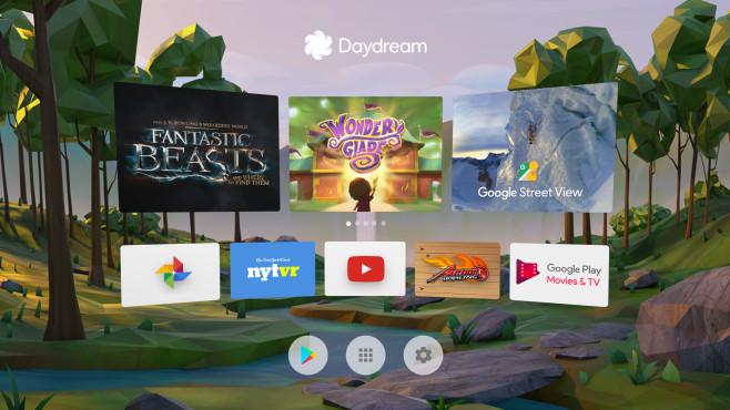 Google Daydream View©COMPUTER BILD