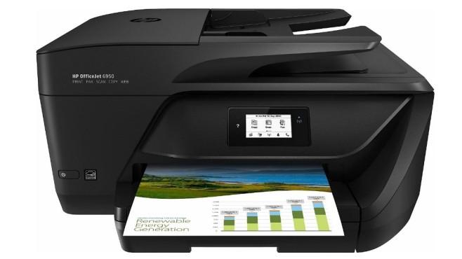 Hewlett-Packard HP OfficeJet Pro 6950 ©Media Markt