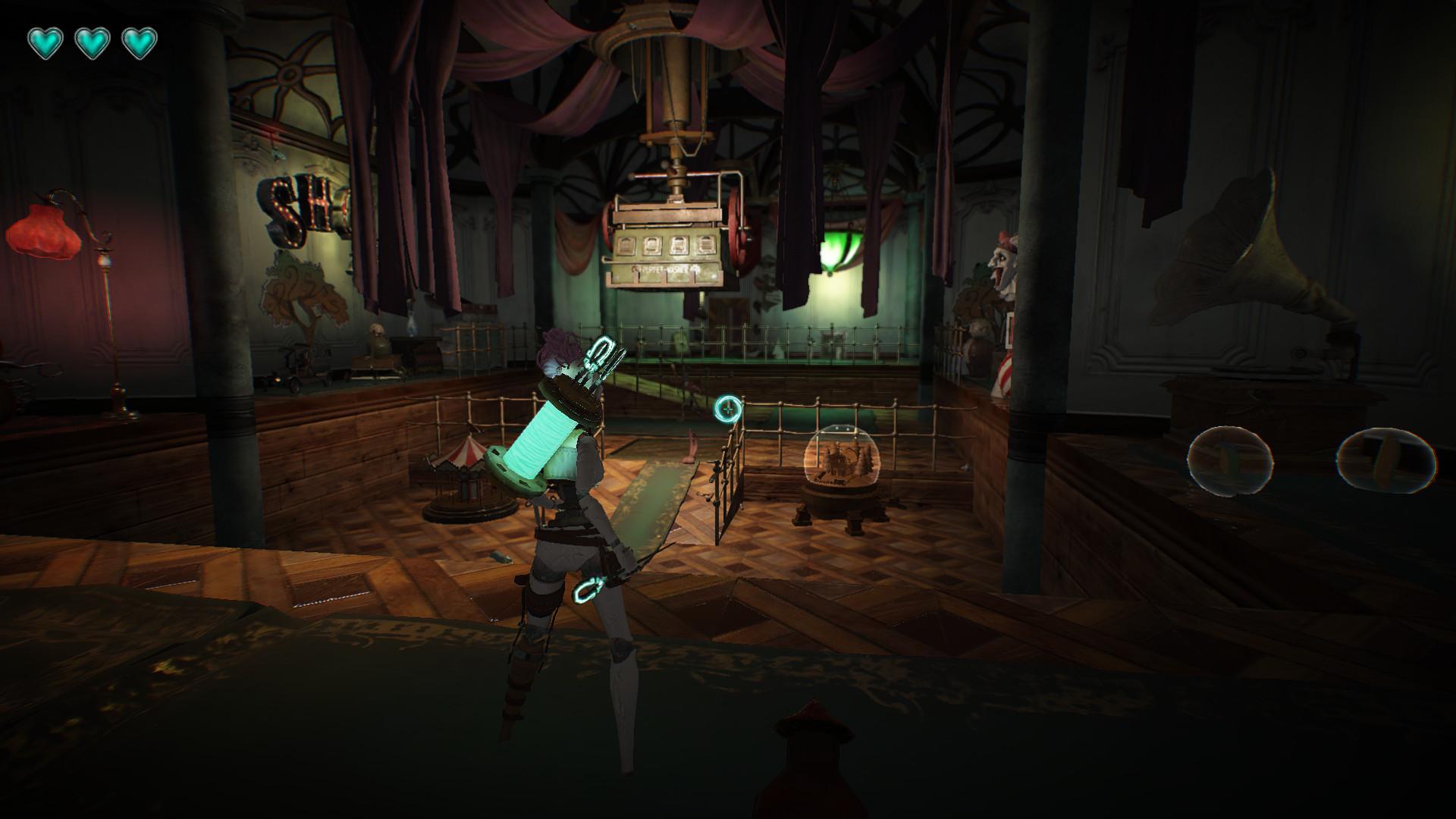 Screenshot 1 - Broken Puppet