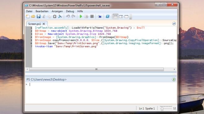 Windows 7/8/10: Screenshots mit Bordmitteln©COMPUTER BILD