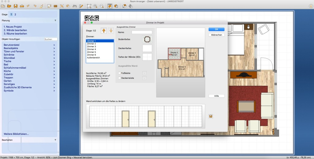 Architecte 3d mac download architekt d x planen sie ihr for Architecte 3d key