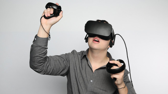 Oculus Touch-Controller im Test©COMPUTER BILD