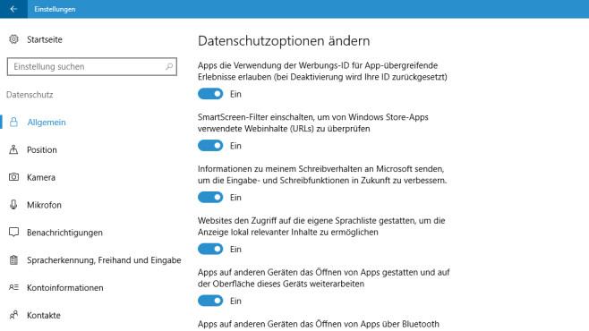 Microsoft alle Win10-Telemetriedaten geben ©COMPUTER BILD