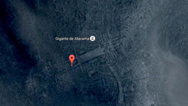 Bei Iluga (Chile) ©Screenshot / Google