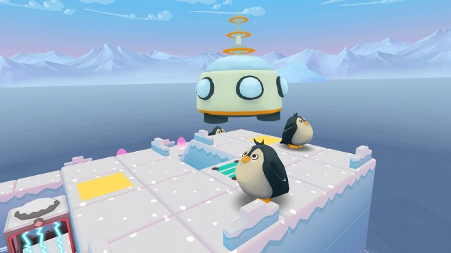 Waddle Home ©Archiact Interactive