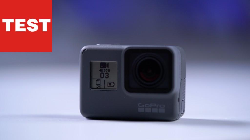 gopro hero 5 black die neue spitzen cam im test audio. Black Bedroom Furniture Sets. Home Design Ideas