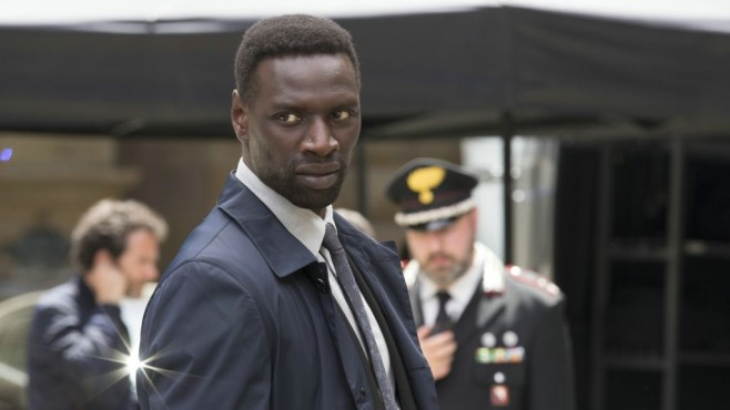 Omar Sy in Inferno © Sony