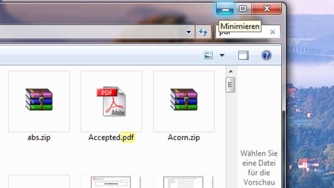 Windows-M ©COMPUTER BILD