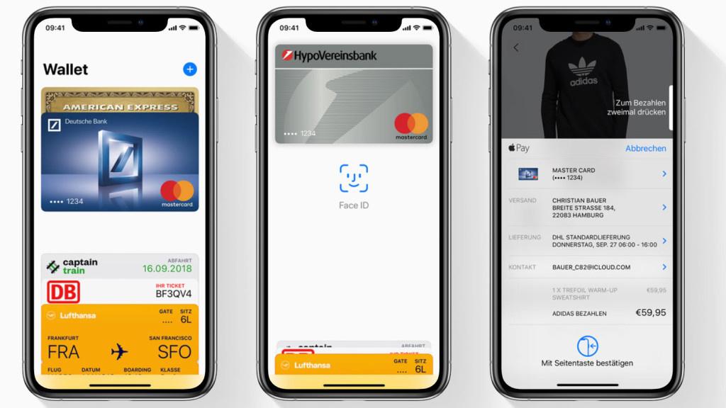 Apple Pay: Verbraucherzentrale warnt vor Phishing-Mails