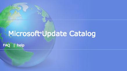 Microsoft Update Catalog©Microsoft